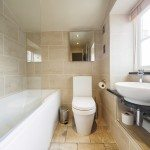 Tub Cottage - Holiday Cottage, Litton - Bathroom