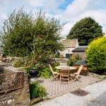 Tub Cottage - Holiday Cottage, Litton garden