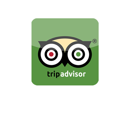 We're on Trip Advisor